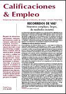 Calificaciones y Empleo (no. 56 2007)
