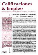 Calificaciones y Empleo (no. 50 2006)
