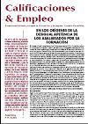 Calificaciones y Empleo (no. 49 2006)