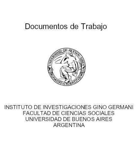 Pol�tica inmigratoria, inmigraci�n real y derechos humanos en la Argentina