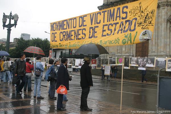 Jornada por la vida, contra la impunidad 2007