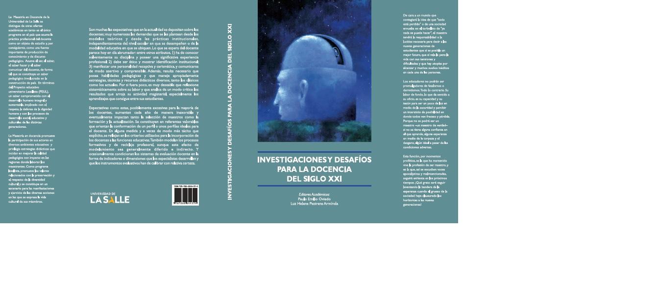 Investigaciones y desafíos para la docencia del siglo XXI