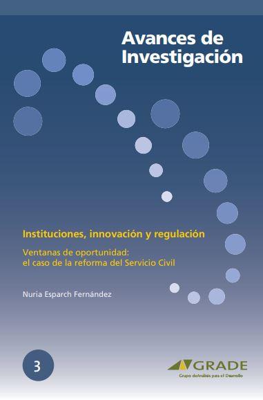 Ventanas de oportunidad: el caso de la reforma del Servicio Civil