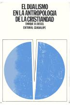El dualismo en la antropología de la cristiandad