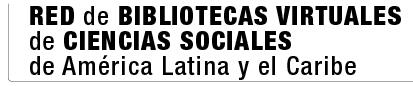 Red de Bibliotecas Virtuales de Ciencias Sociales